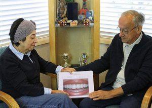 dental implant figure