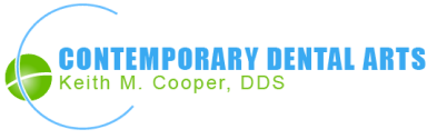 Contemporary Dental Arts - Keith M. Cooper, DDS logo
